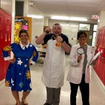Image for the Tweet beginning: SMS science teachers were ready