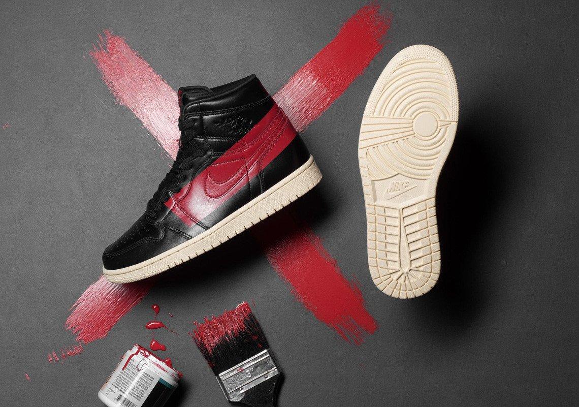 Air Jordan 1 Defiant Couture foi inspirado nos carros de luxo italianos http://www.streetball.com.br/2019/04/air-jordan-1-defiant-couture.html…   #jordanbrand #airjordan #nikebasketball #sneakers