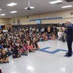 Image for the Tweet beginning: So proud of Spradling Elementary