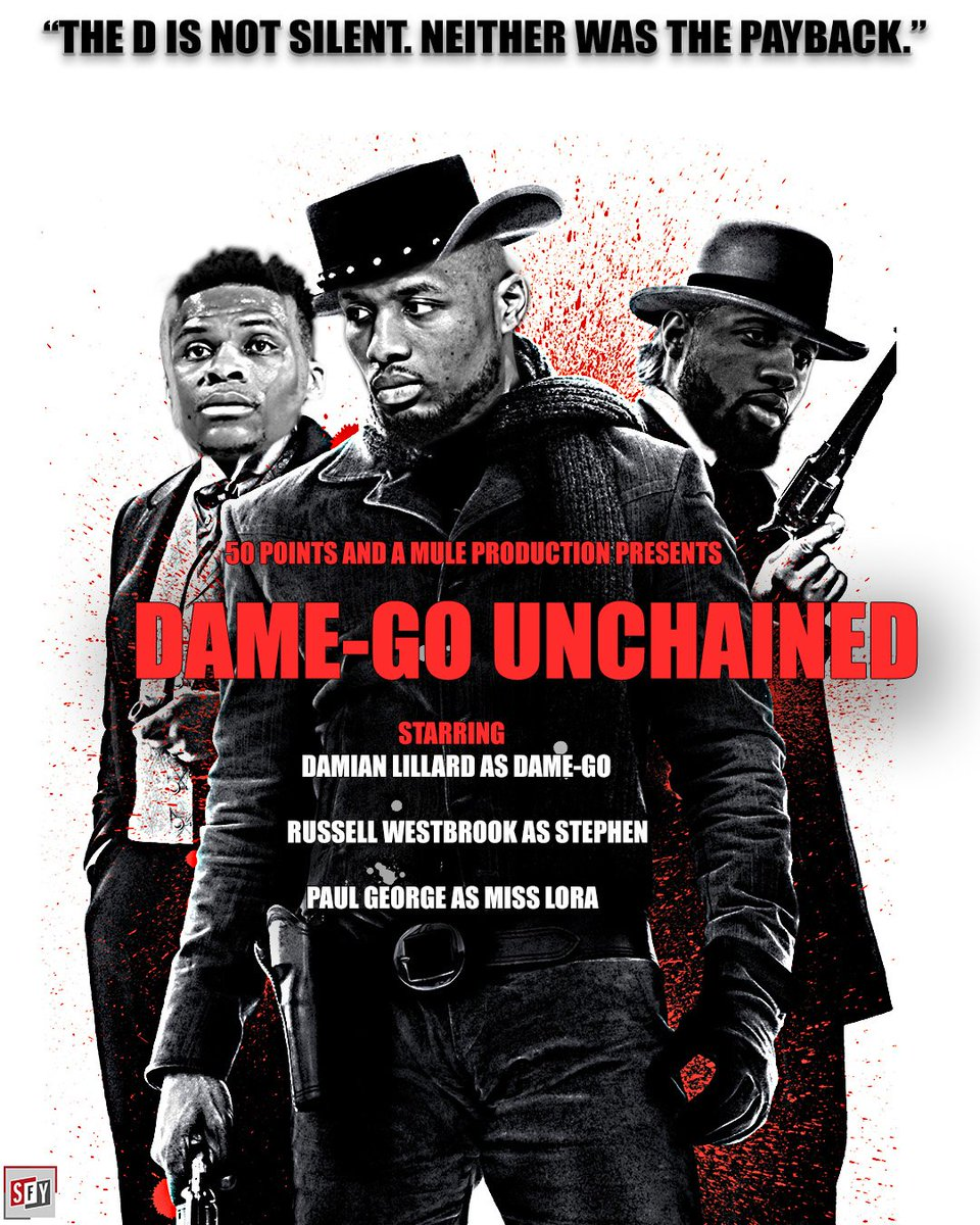Uncle Jimmy names Damian Lillard's Game 5 performance as 'DAME-GO UNCHAINED. 😂