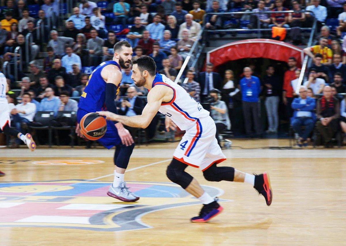 #FinalFour'a bir galibiyet kaldı! Barcelona Lassa 68-102 Anadolu Efes   Maç Sonucu  #BenimYerimBurası