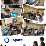 Image for the Tweet beginning: zSpace technology to enhance career