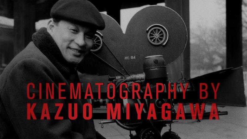 See essential masterpieces shot by Japan's preeminent poet of light and shadow, Kazuo Miyagawa, including: RASHOMON, UGETSU, A STORY FROM CHIKAMATSU, YOJIMBO, ODD OBSESSION, SILENCE, and many more!