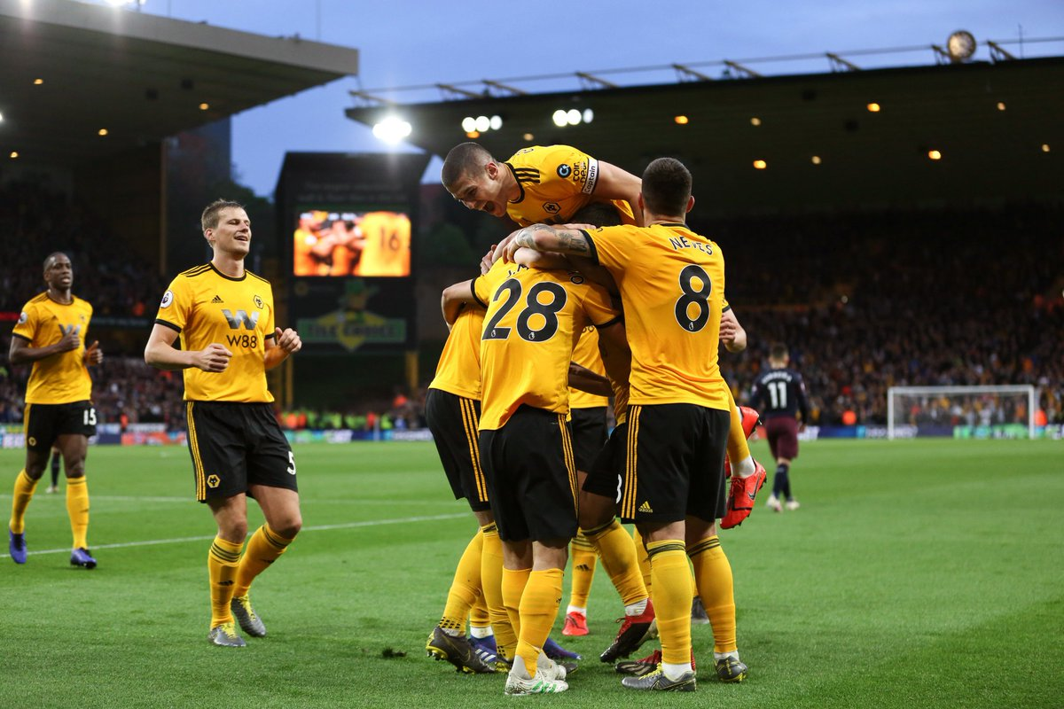 Football Factly's photo on Molineux