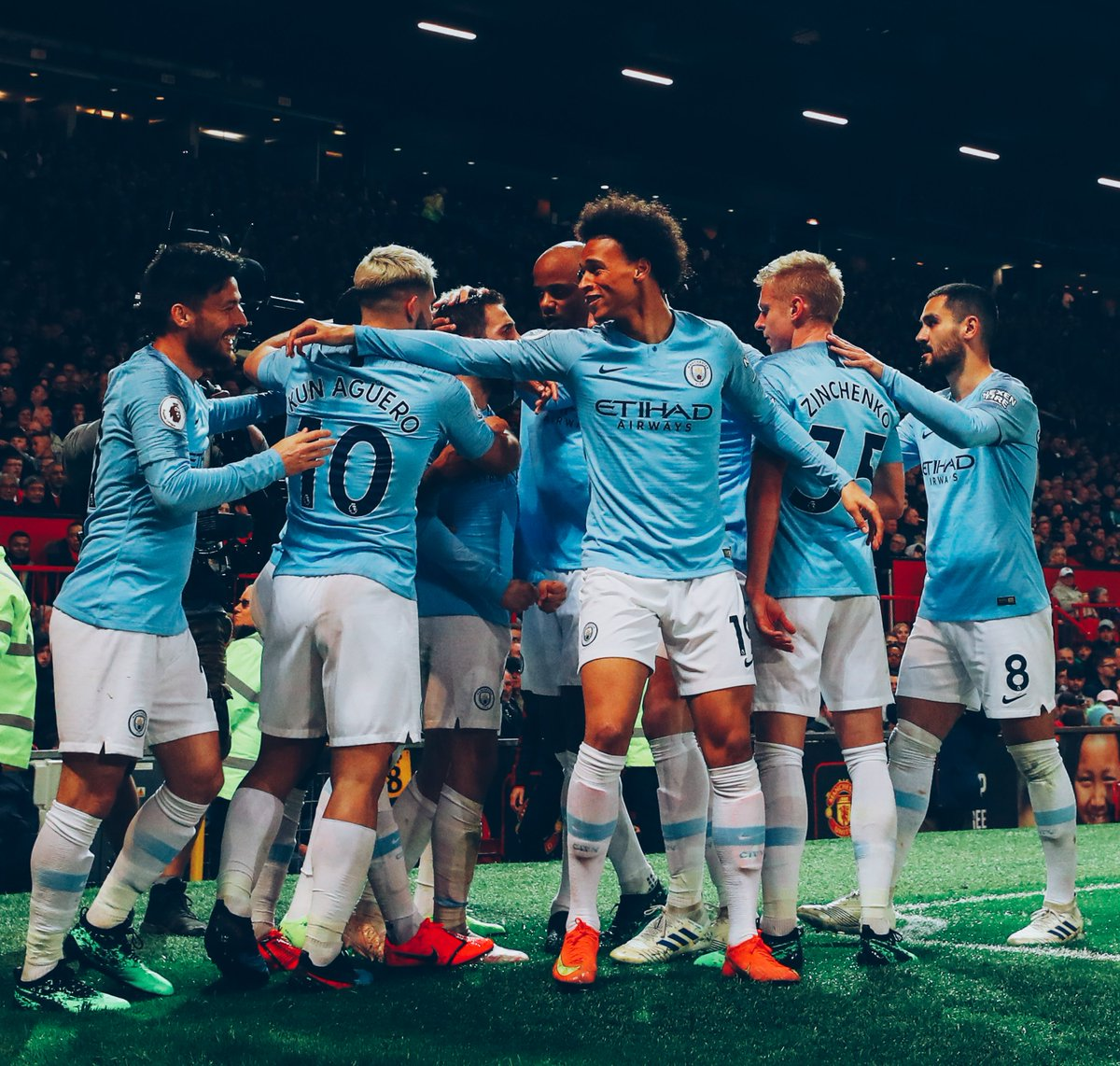 Manchester City's photo on Manchester is Blue
