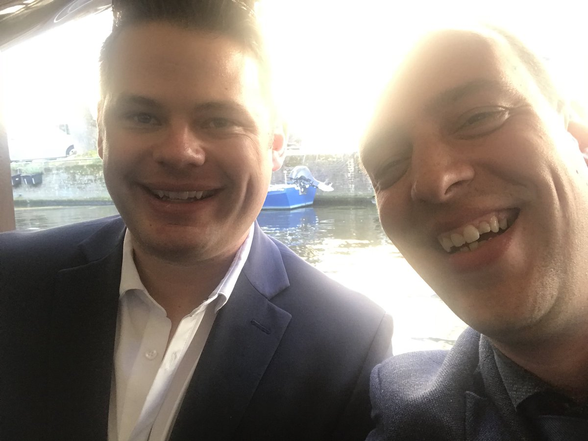 Co-Founder Antum @JanMuyldermans and DigiByte founder @jaredctate talking about future blockchain projects?  Who knows. <br>http://pic.twitter.com/hM4hNTwbB7