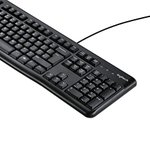 Image for the Tweet beginning: Logitech K120 Business Keyboard UK