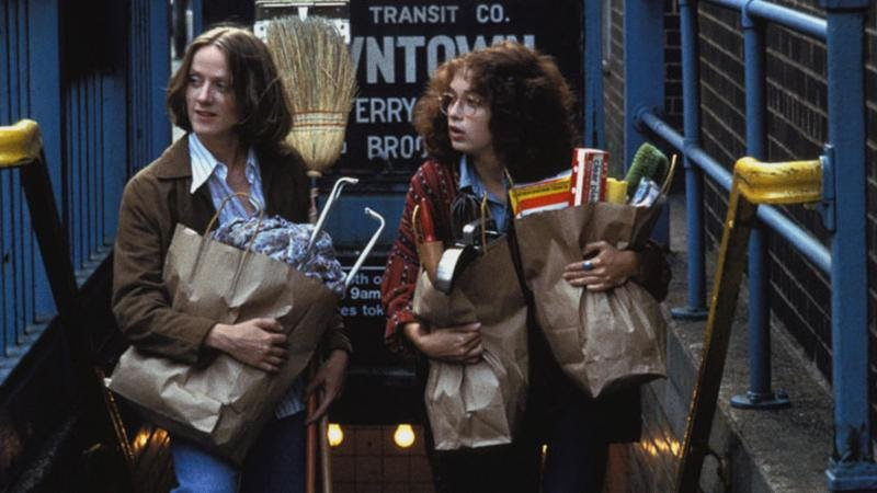 Claudia Weils GIRLFRIENDS (1978)—a raw, funny-sad look at life, love, and female friendship in 1970s New York—is heading to the Channel with a new introduction by Weil!