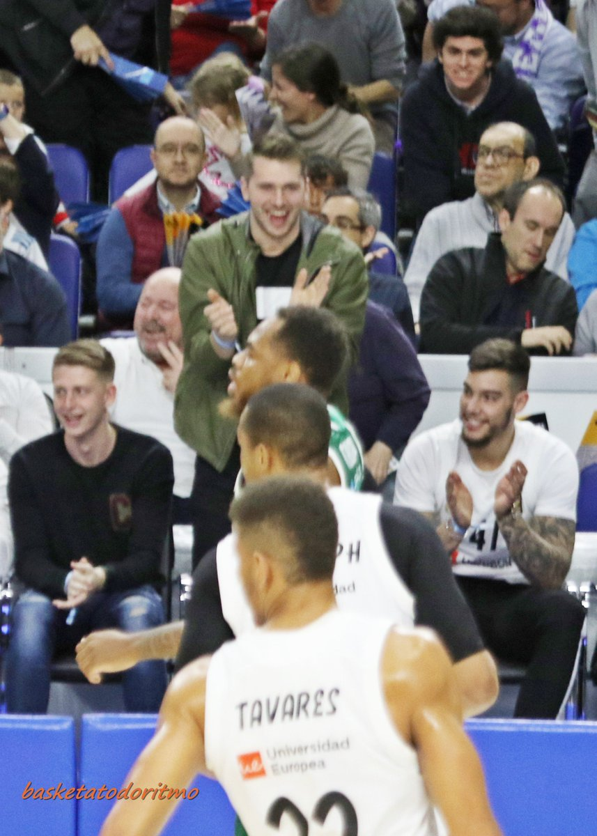 """- @luka7doncic : """"3-0, I told you! """""""
