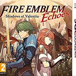 Image for the Tweet beginning: Fire Emblem Echoes: Shadows of