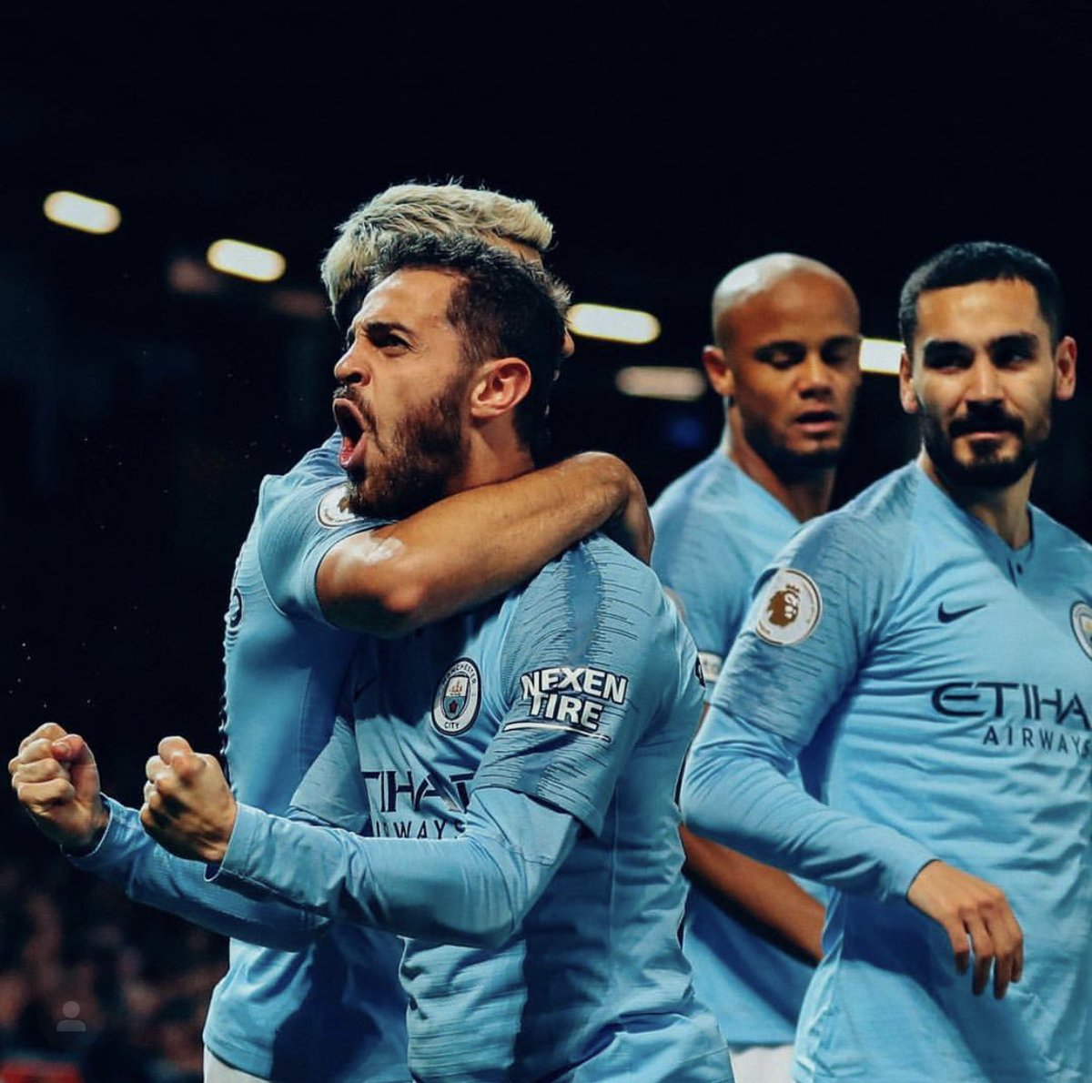 COME ON! Massive win tonight! Sunday there's another one! 🔵🔵