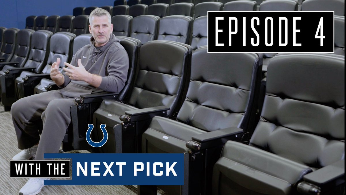 The final preparations. #WithTheNextPick: Episode 4