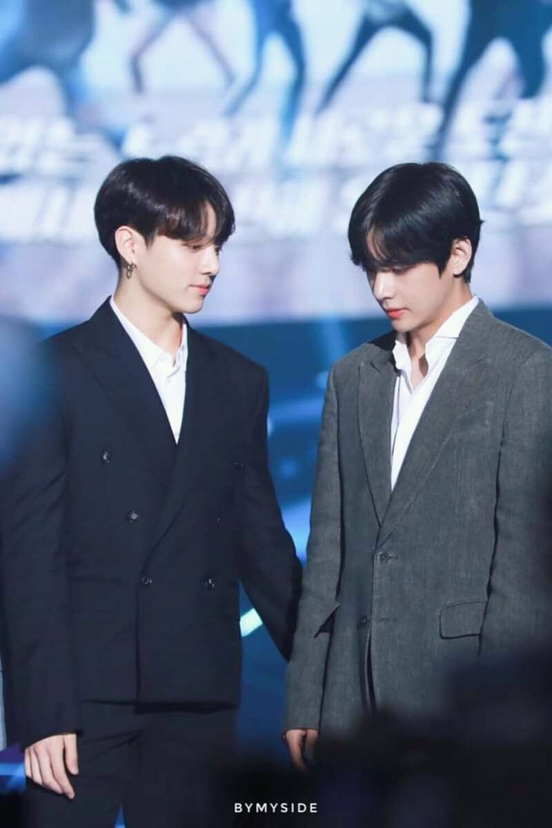 Follow me if you believe that this two is real. Because I am. But I cant follow my self, so? Lol. Vote for #BBMAsTopSocial  BTS @BTS_twt<br>http://pic.twitter.com/u8u0MXD1gu