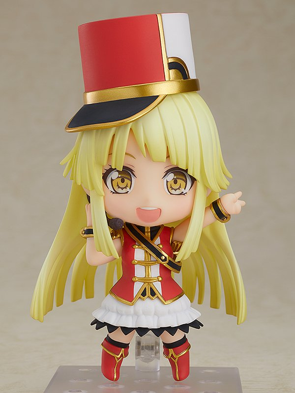&quot;Happy! Lucky! Smile! Yay!!&quot; From BanG Dream! Girls Band Party! comes a #Nendoroid of the vocalist of Hello, Happy World!, Kokoro Tsurumaki! Pre-order today in the following link:  http:// hs.goodsmile.link/e5Nr50rxt9d  &nbsp;  <br>http://pic.twitter.com/UoaecixTew