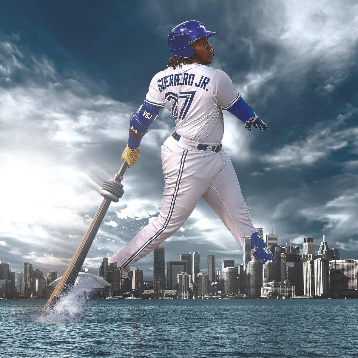 MLB's photo on Vlad Jr.