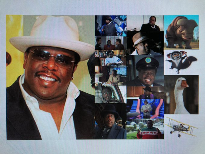Happy 55th Birthday to actor, comedian, and game show host, Cedric the Entertainer!