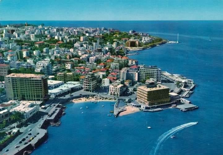 حبيبتي بيروت