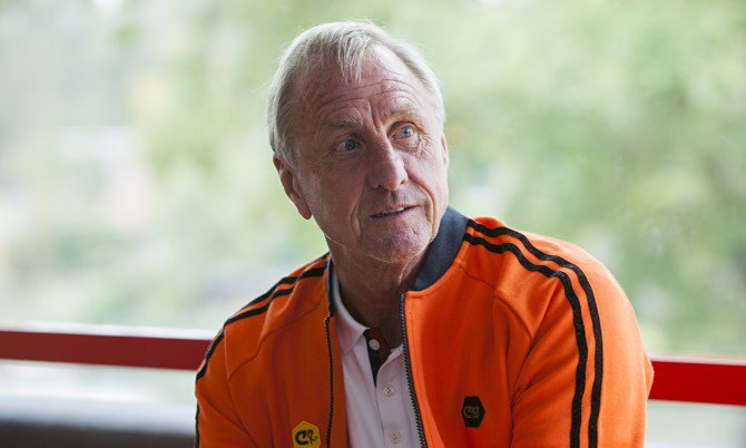 Futmais's photo on Johan Cruyff