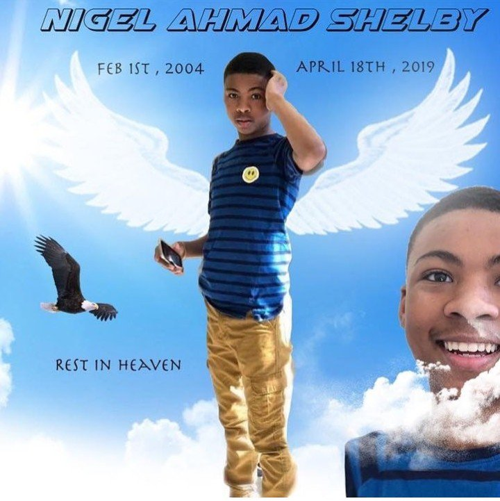 My heart breaks for young #NigelShelby. He and his family are in my prayers. #ItGetsBetter <br>http://pic.twitter.com/5MyvSuCQNd