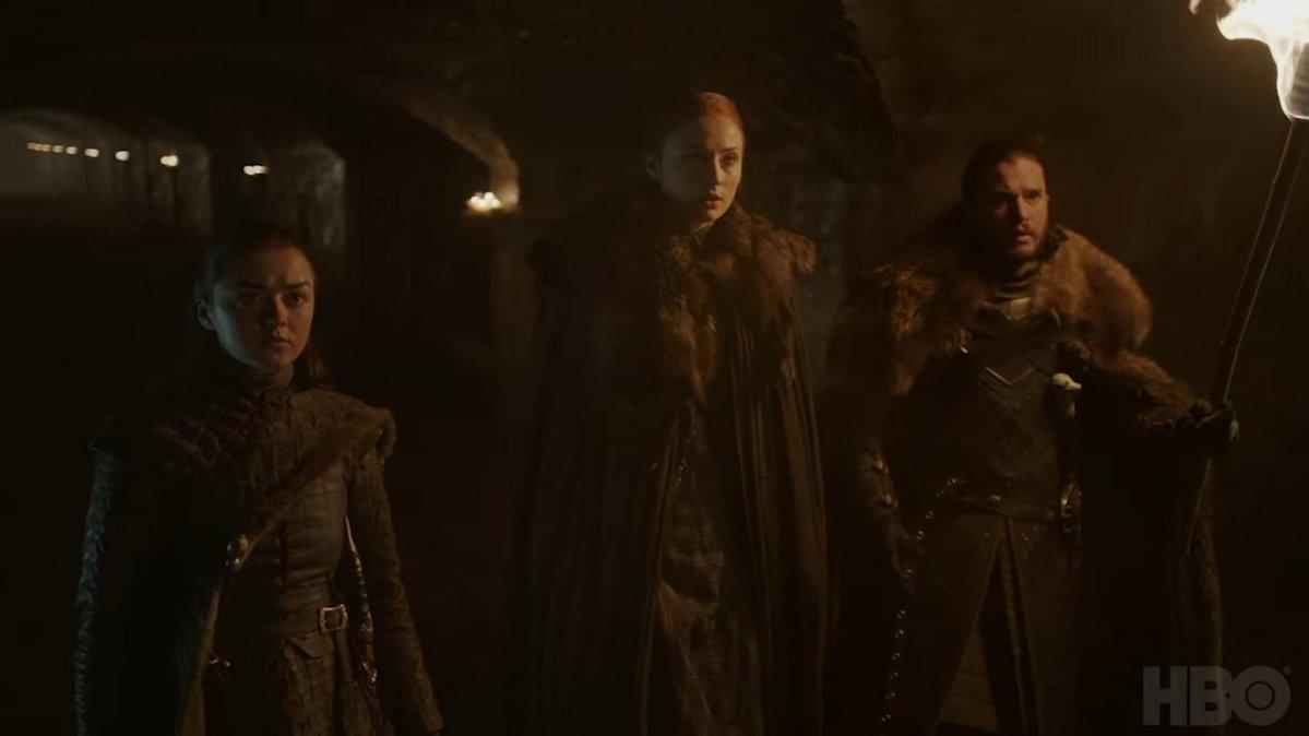 NEW EPISODE 🎙 #GoT S8 E2 Discussion - Will the #NightKing raise dead Starks in the crypts or go straight for Kings Landing? - Is #Daenerys lowkey the real villain? - Who is dying in the Battle of Winterfell iTunes podcasts.apple.com/mt/podcast/e5-… Spotify open.spotify.com/episode/4U4A6V…