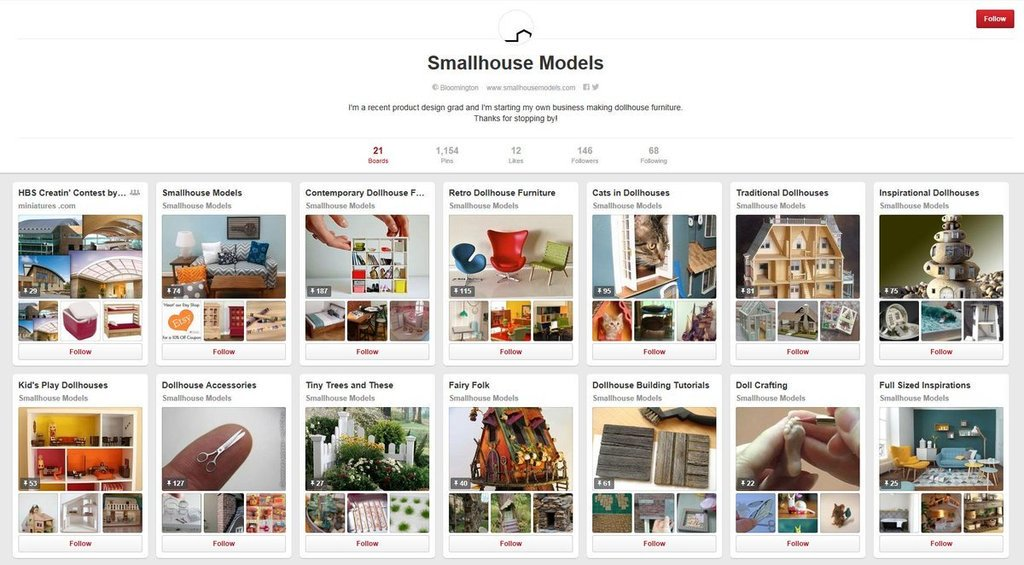 SmallhouseModel photo