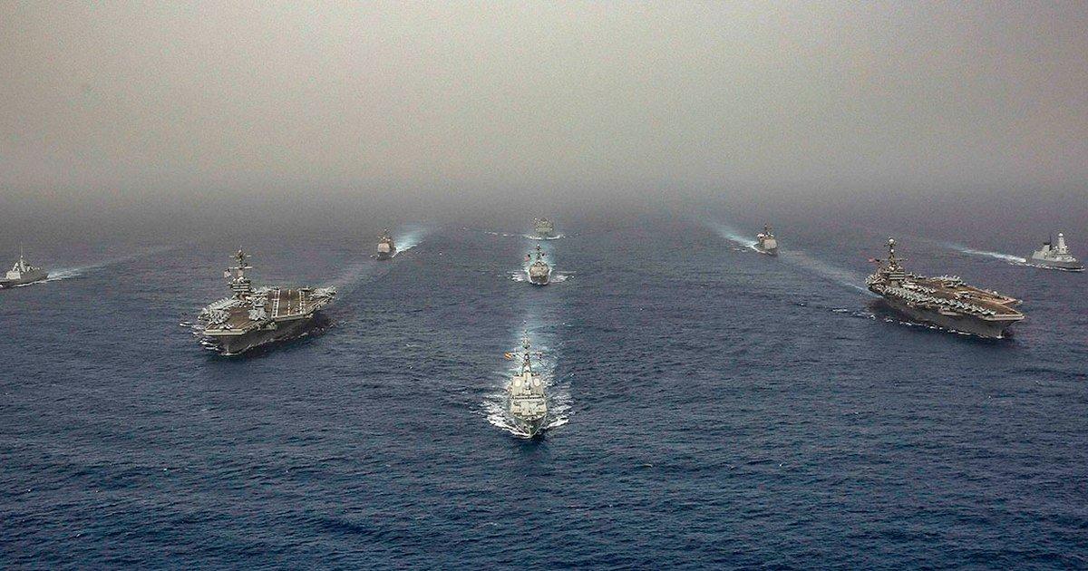 Оперативная сводка по дислокации ВМС США на 24 апреля. КОН cнизился. Нас пугают временным