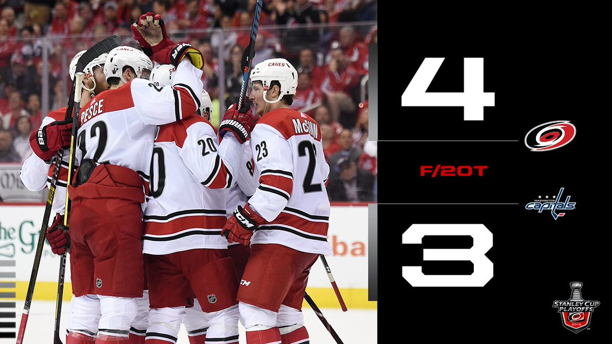 Carolina Hurricanes's photo on #TakeWarning