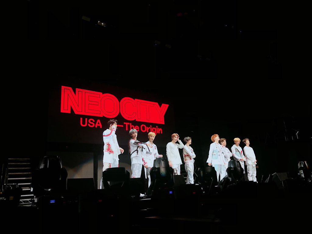 #NCT127 is so excited to greet their #NCTzens on their first U.S. tour  We're all in for an amazing night, Newark  #NCT127inUSA #NEOCITYinUSA<br>http://pic.twitter.com/XmtJQWPFYt