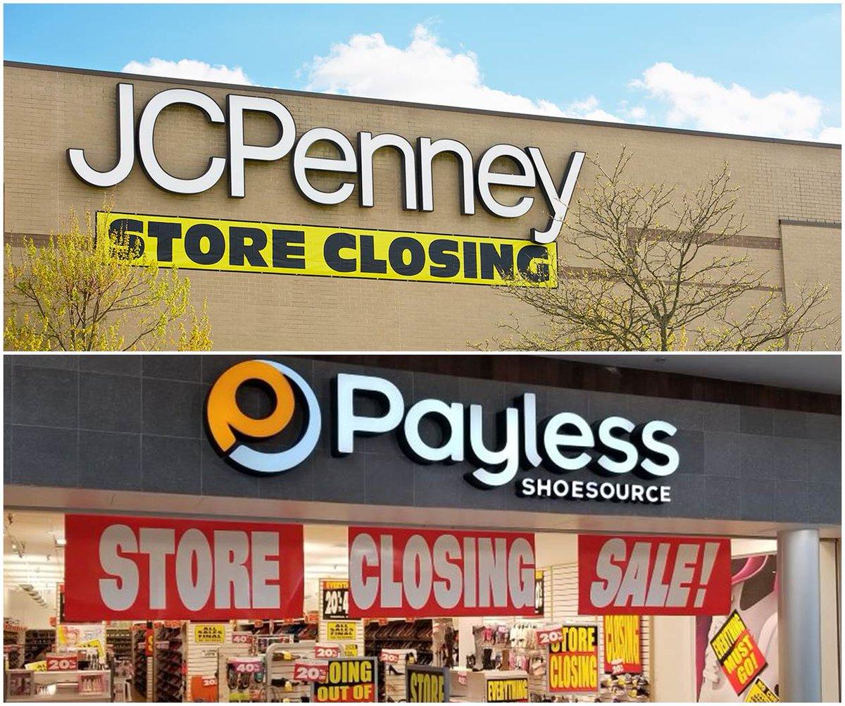 4a7a9b141 jcpenney payless y estas otras marcas cerraran mas de 6 mil tiendas en eu