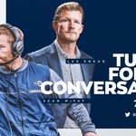 Image for the Tweet beginning: Join Sean McVay, Les Snead,