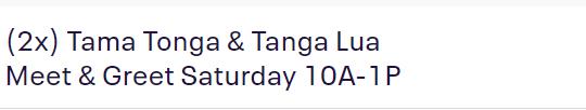Cannot wait to meet @Tama_Tonga &amp; @TangaloaNJPW again in Las Vegas. #GOD #BulletClub #StarrcastII<br>http://pic.twitter.com/nVYeUy1IUd