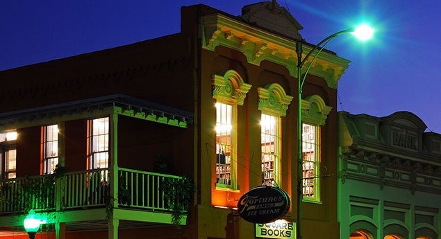 Oxford, MS, the town that William Faulkner called home, is also on our 2019 list of 51 Affordable Discoveries. Visit here for a refreshing burst of contemporary energy meets old Southern.  http://ow.ly/BQW930nxNeS