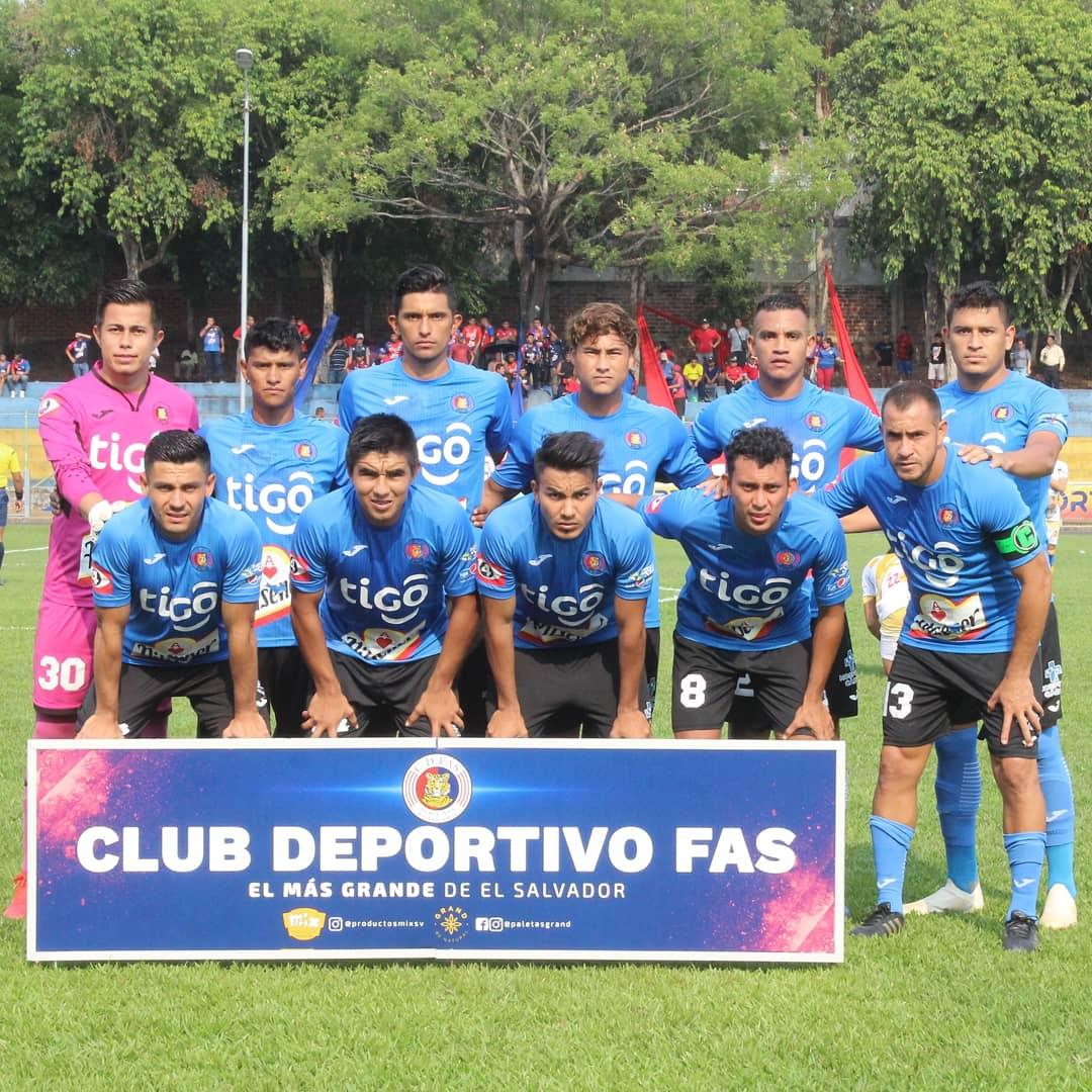 #FAS Postales del partido de esta tarde en Ahuachapán.