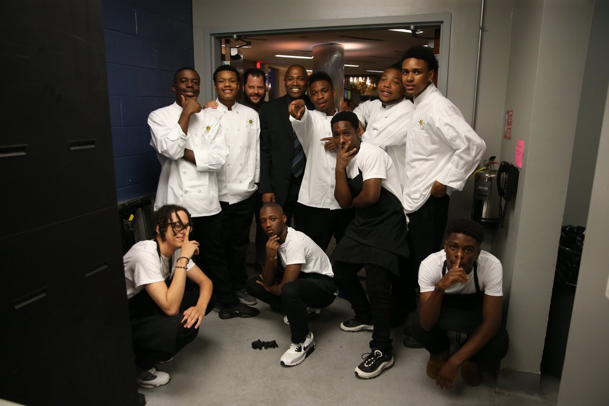 While NFL legends and Nashville influencers came together to raise awareness and advocate for juvenile offenders, a group of young men learned valuable skills they can use moving forward. #InspireChange