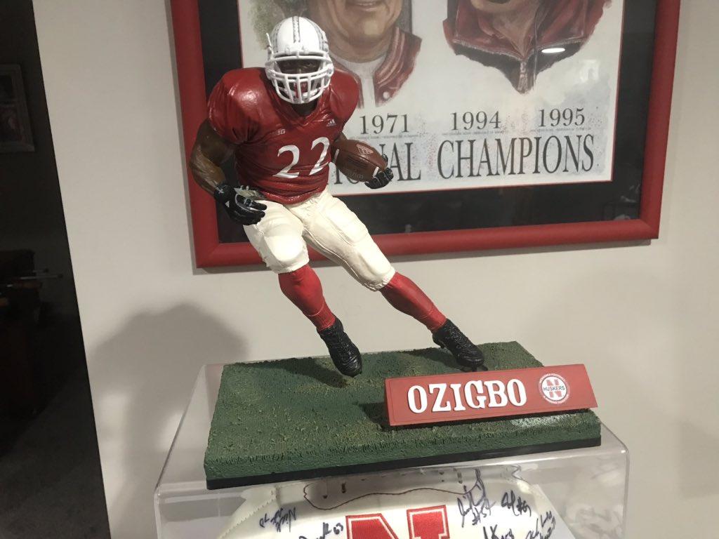 wholesale dealer 80a1f 911ec Nebraska Football on Twitter: