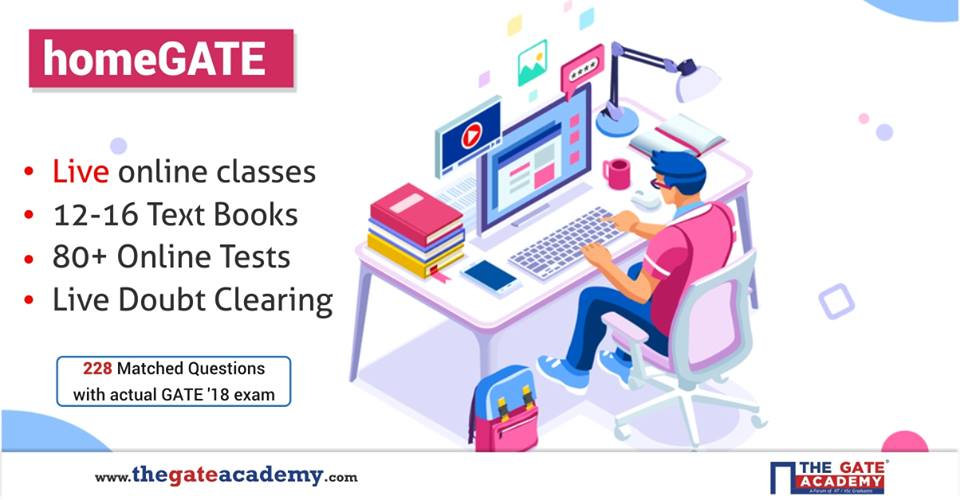 GATE 20/21: Make your chances better in GATE exam with THE GATE ACADEMY's GATE courses!  To view courses, Visit >> http://bit.ly/GATE_Courses  #GATE #GATE2020 #GATE2021 #GATEpreparation #GATEonlinecoaching #GATEcourses #GATEpreparation #Engineering #thegateacademy #gate2020batches pic.twitter.com/1ClDswXPeQ