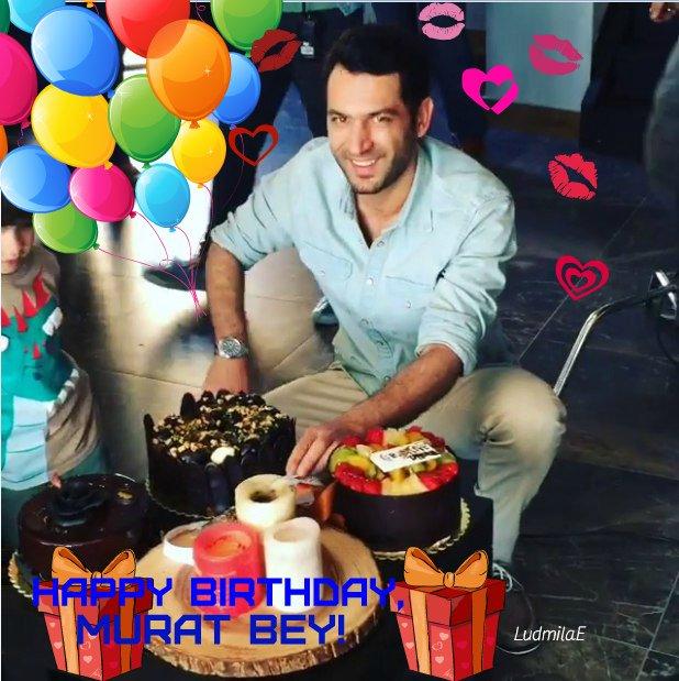 Murat Yildirim, Happy birthDay!
