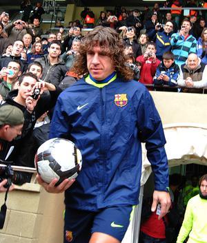 Happy Birthday Carles Puyol! 41 ys today