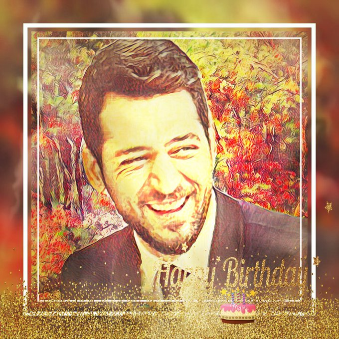 Good morning!!!!!! Happy Birthday Murat Yildirim!!!!!!!!