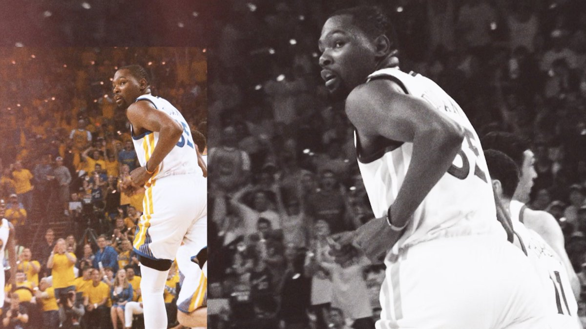 .@KDTrey5 is on a historic run. Raising his third trophy means using fear to his advantage. #justdoit