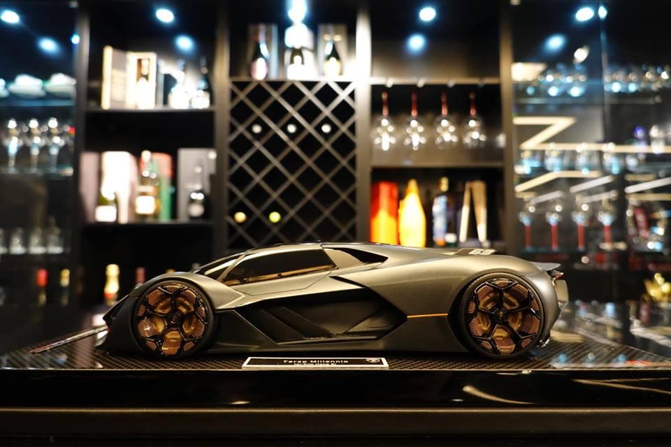Lamborghiniterzomillennio Hashtag On Twitter