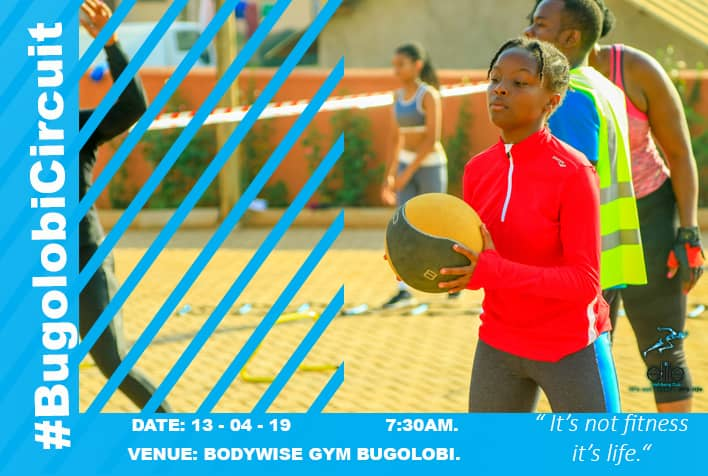 We are already in Bugolobi at Body wise Gym  #Elitebootcamp #Bugolobicurcuit