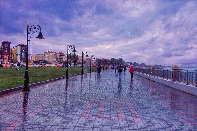 #امطار_الشرقيه صورة فوتوغرافية