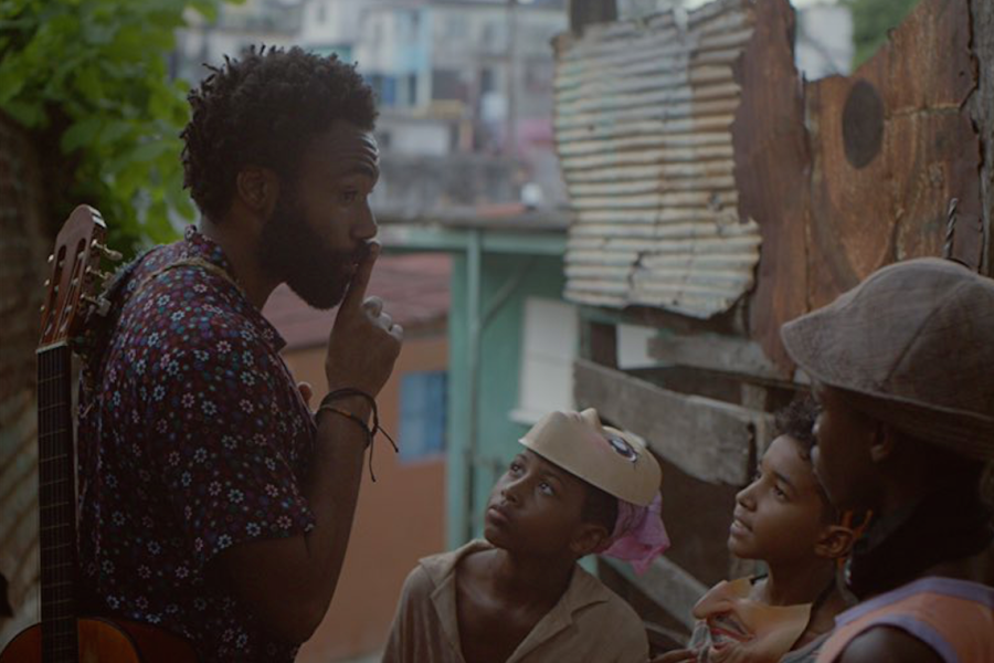IndieWire's photo on Donald Glover