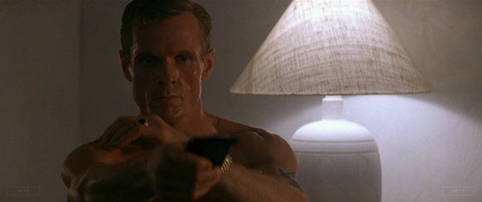 Born on this day, William Sadler turns 69. Happy Birthday! What movie is it? 5 min to answer!