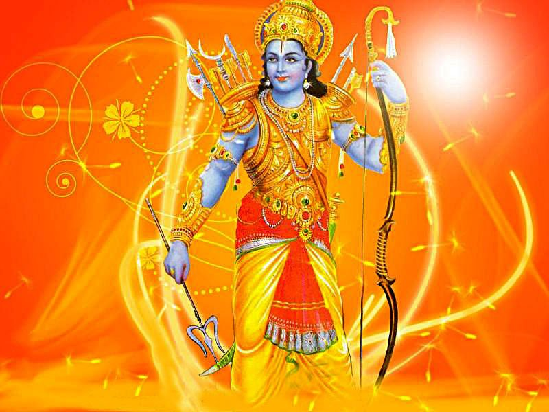"""VVS Laxman on Twitter: """"May Lord Rama bestow peace and happiness ..."""