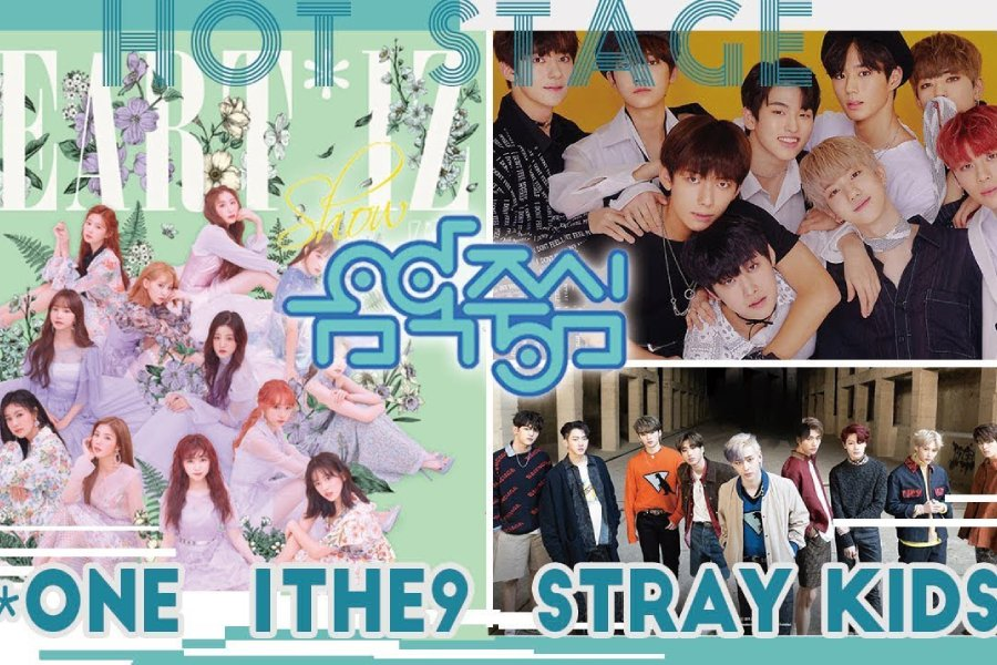 """WATCH LIVE: #IZONE, #1THE9, #StrayKids, And More Perform On """"Music Core""""  https://t.co/4KIsYAlvyp https://t.co/cGC7QaT9Qr"""
