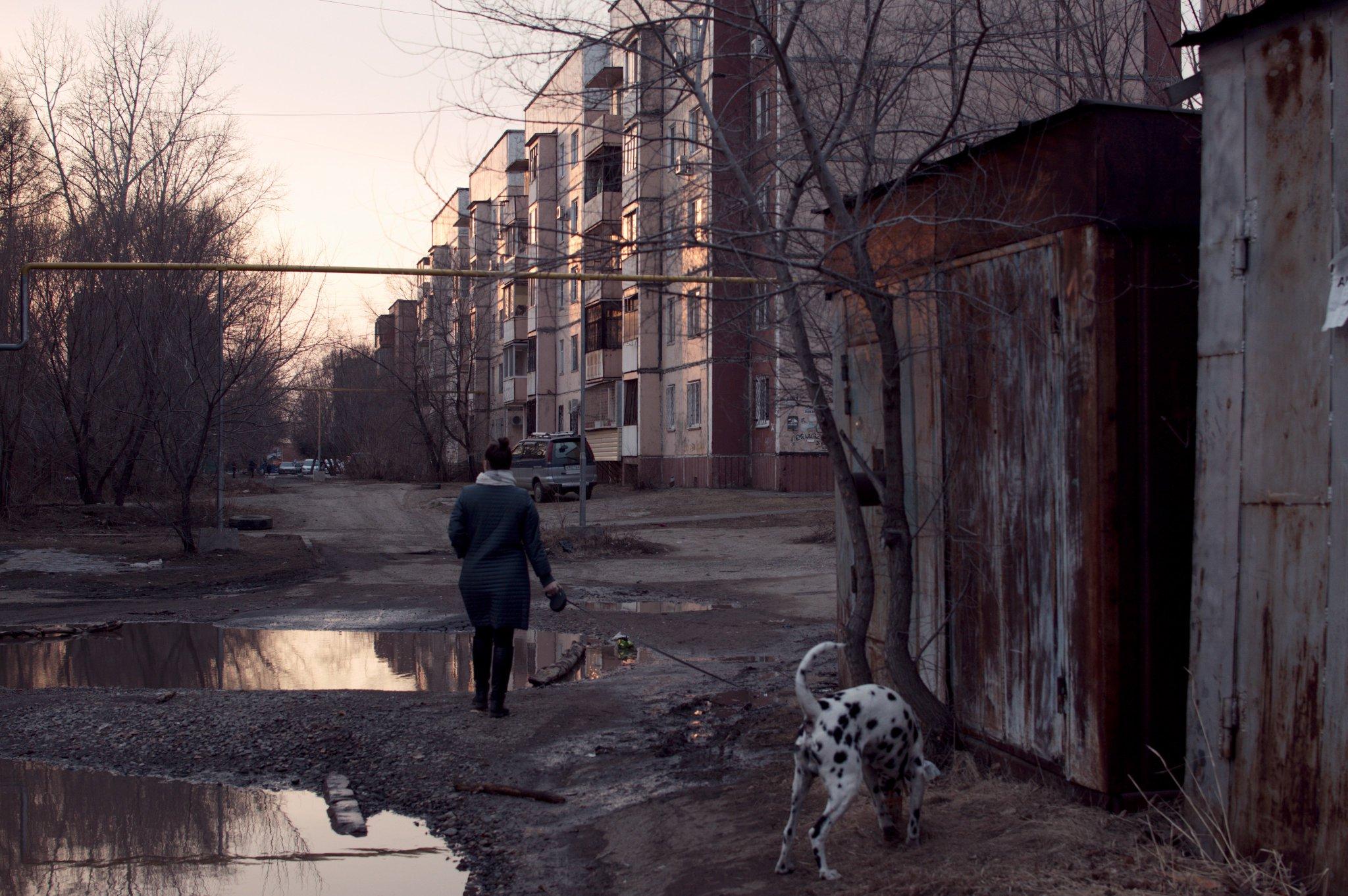 буквальном русские дворы картинки вещества