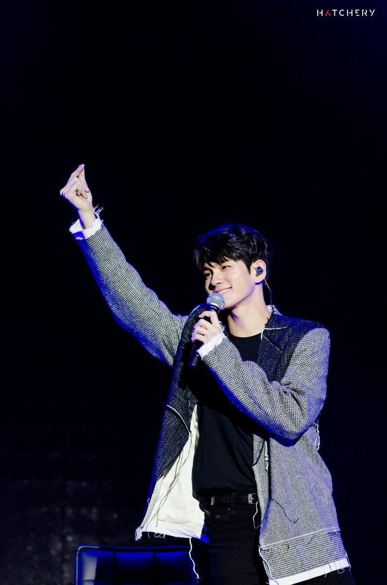 Photo for Ong Seong Wu 1st Fan Meeting Eternity Tour in Singapore ✨ Find more at : facebook.com/pg/hatcheryth/… #ONGSEONGWU1stFanmeetingTour #OSWETERNITYINSG