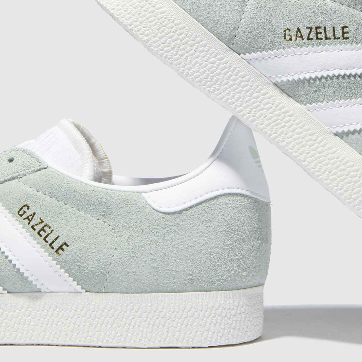 Large selection of men's, women's and kids Gazelle in the sale - 20 different colourways now reduced including the adidas Gazelle in Vapour green pictured here now reduced to £40.  View the sale here >> https://bit.ly/2DdRjMX
